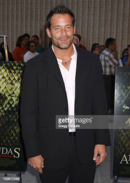 Johnny Messner during 'Anacondas The Hunt For The Blood Orchid' Los Angeles Screening at Avco Cinema in Westwood California United States