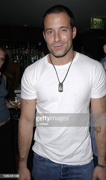 Johnny Messner during Details Magazine NEXT Party at Avalon Hotel in Beverly Hills California United States