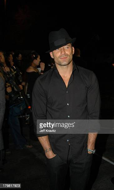 Johnny Messner during VH1 Big in 2003 Arrivals at Universal Amphitheater in Universal City California United States