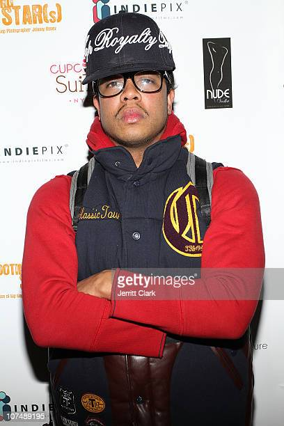 Johnny Nunez attends his Shooting Star The Rise of Hip Hop Photographer Johnny Nunez DVD release party at Veranda on December 8 2010 in New York City