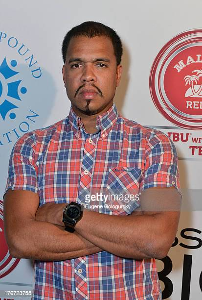 Johnny Nunez attends The Compound Foundation Presents The 2nd Annual Fostering A Legacy Official After Party Hosted By NeYO Mission BIG on August 17...