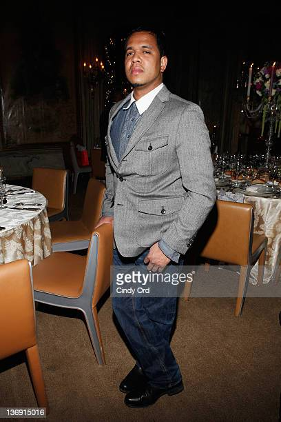 Johnny Nunez attends the Target salute to Miko Branch and Titi Branch to celebrate being named two of Ebony Magazine's Power 100 at GILT at The New...