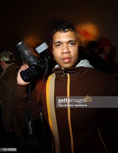 Johnny Nunez during Sylvia Rhone Hosts Book Launch for Claude Grunitzky's 'Transculturalism How the World is Coming Together' at Diane von...
