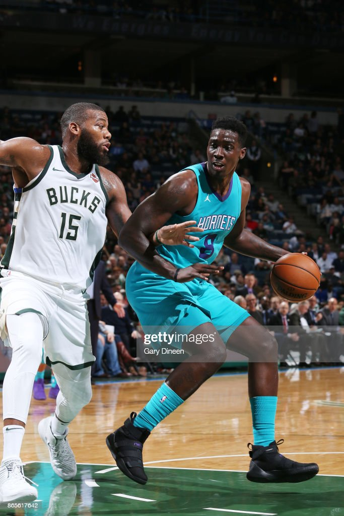 Charlotte Hornets v Milwaukee Bucks