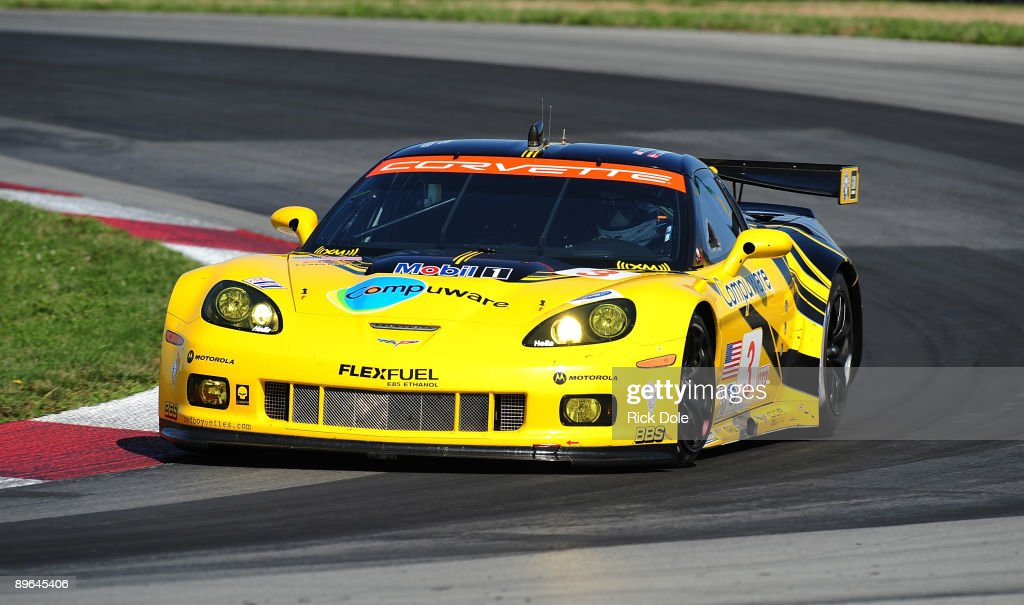 Superior Johnny Ou0027Connell Of The United States, Driving The # 3 Corvette C6. Nice Design