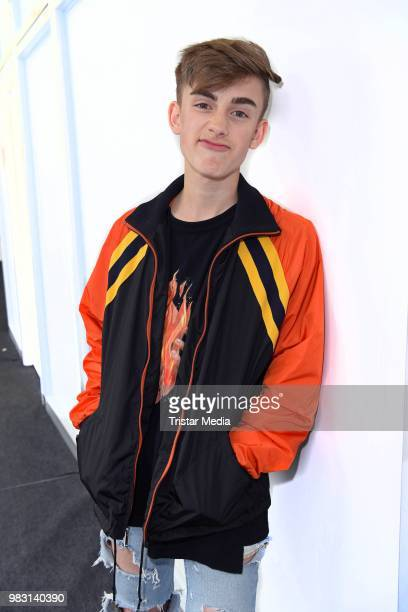 Johnny Orlando attends the YOU Summer Festival 2018 on June 24 2018 in Berlin Germany