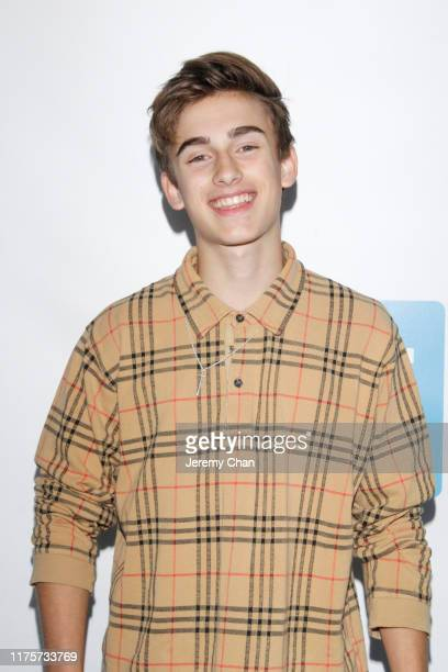 Johnny Orlando attends WE Day Toronto 2019 held at Scotiabank Arena on September 19 2019 in Toronto Canada