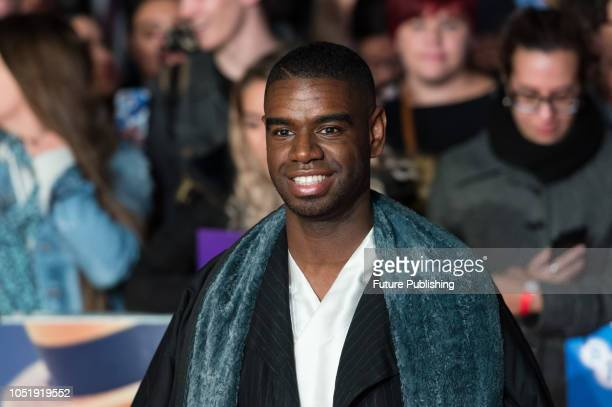 Johnny Palmer attends the UK film premiere of 'Colette' at Cineworld Leicester Square during the 62nd London Film Festival BFI Patrons Gala October...