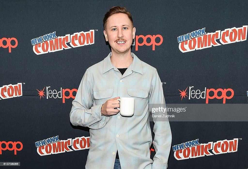 2016 New York Comic Con - Day 4 : News Photo