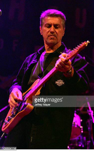 Johnny Rivers during The Crickets and Friends in Concert at the House of Blues at House of Blues in West Hollywood California United States