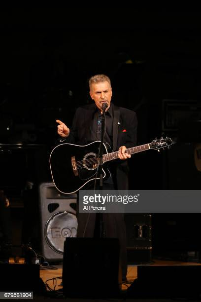 Johnny Rivers performs during 'City Winery Presents A Celebration of the Music of Jimmy Webb' at Carnegie Hall on May 3 2017 in New York City