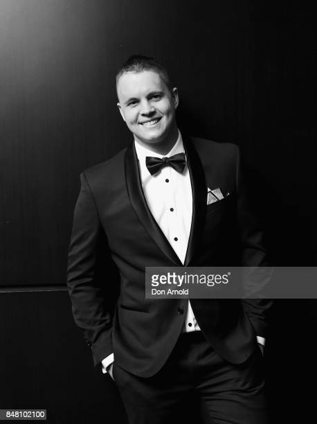 Johnny Ruffo attends the Save Our Sons Gala at The Star on September 16 2017 in Sydney Australia