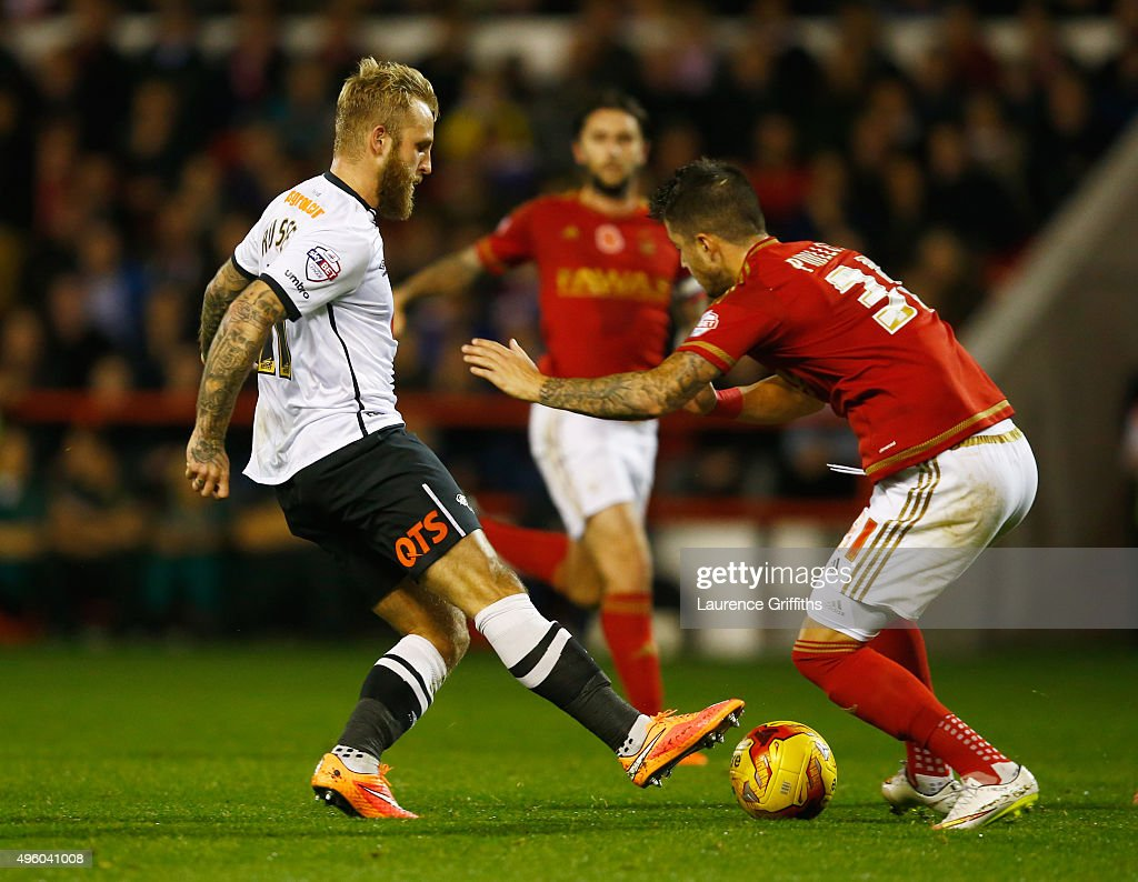 Nottingham Forest v Derby County - Sky Bet Championship : News Photo