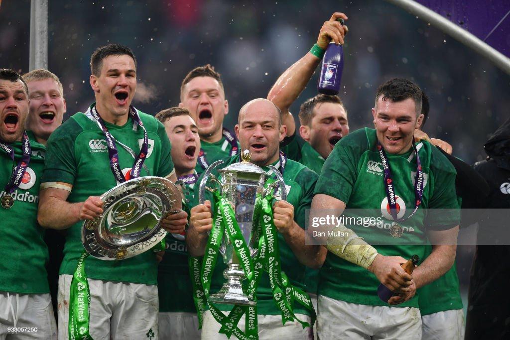 England v Ireland - NatWest Six Nations : News Photo