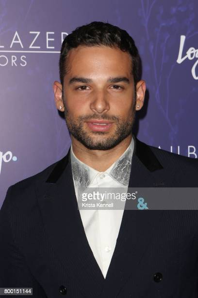 Johnny Sibilly attends Logo's 2017 Trailblazer Honors at The Cathedral Church of St John the Divine on June 22 2017 in New York City Photo by Krista...