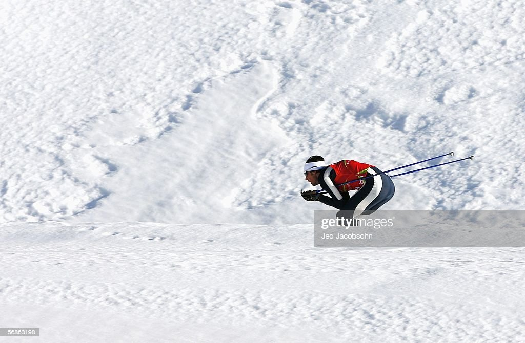 Final 4x5km Team - Nordic Combined : News Photo