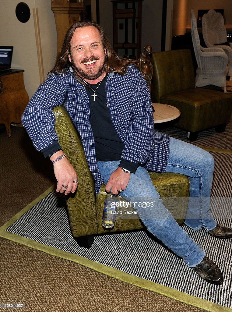 Johnny Van Zant of Lynyrd Skynyrd attends the Backstage Creations Celebrity Retreat at 2012 American Country Awards at the Mandalay Bay Events Center on December 9, 2012 in Las Vegas, Nevada.