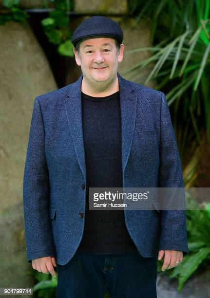 Johnny Vegas attends the 'Early Man' World Premiere held at BFI IMAX on January 14, 2018 in London, England.