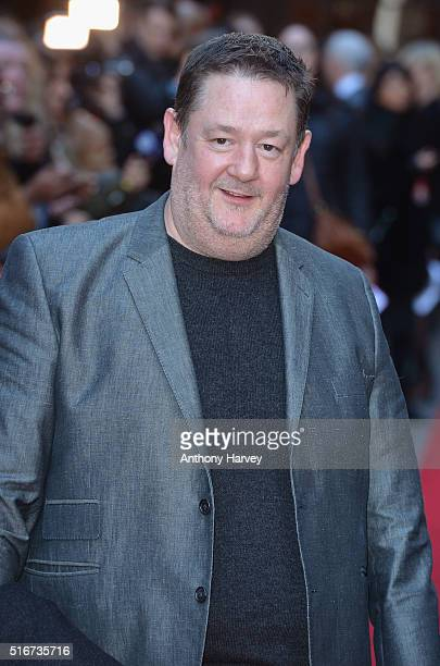 Johnny Vegas attends the Jameson Empire Awards 2016 at The Grosvenor House Hotel on March 20 2016 in London England