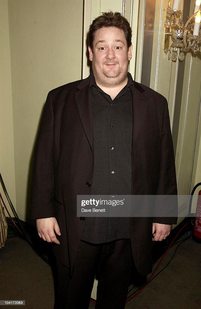 Johnny Vegas, The Empire Movie Awards 2003 Held At The Dorchester Hotel In London