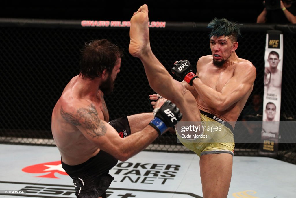 UFC Fight Night: Walker v Krylov : News Photo