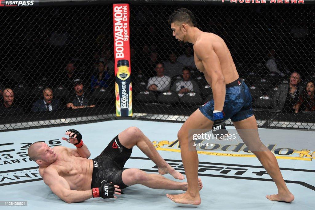 UFC 235: Cirkunov v Walker : News Photo