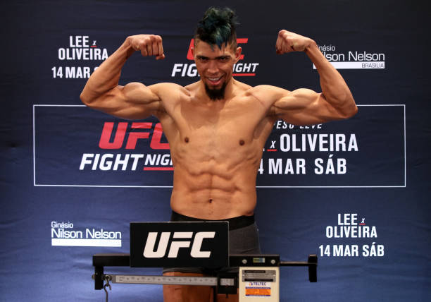 BRA: UFC Fight Night Lee v Oliveira: Weigh-Ins