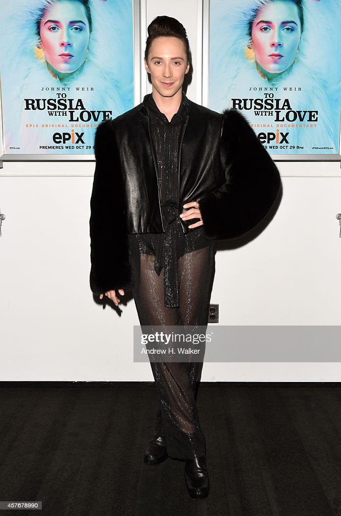 "EPIX's ""To Russia With Love"" Launch Party"