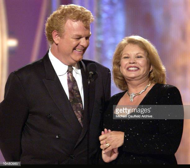 Johnny Whitaker and Kathy Garver of the original Family Affair