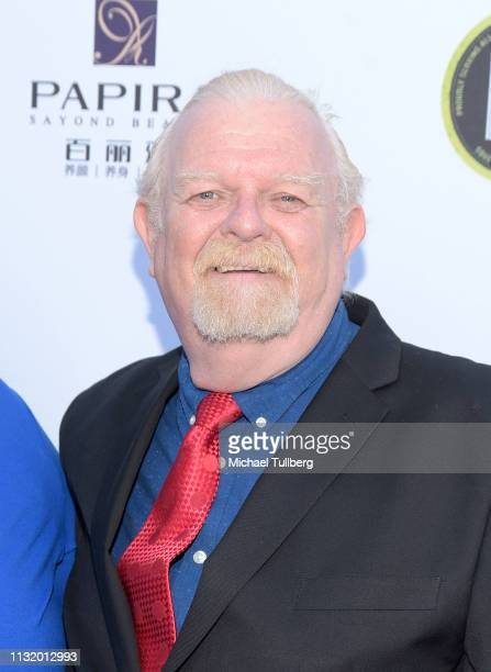 Johnny Whitaker attends the 4th annual Roger Neal Oscar Viewing Dinner Icon Awards and after party at Hollywood Palladium on February 24 2019 in Los...