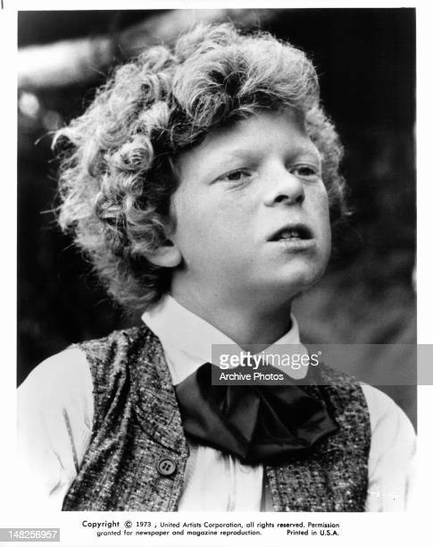 Johnny Whitaker in a scene from the film 'Tom Sawyer' 1973