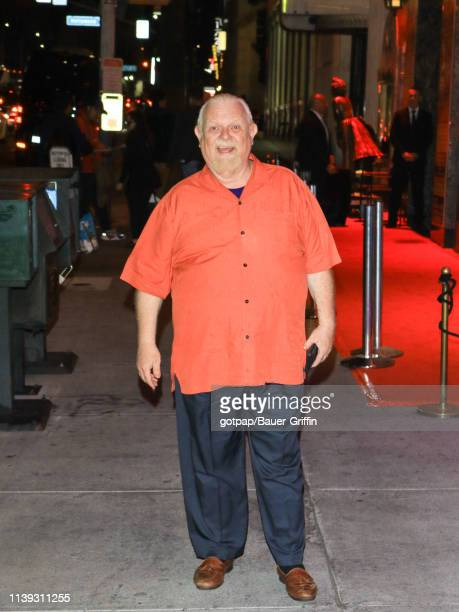 Johnny Whitaker is seen on April 24 2019 in Los Angeles California
