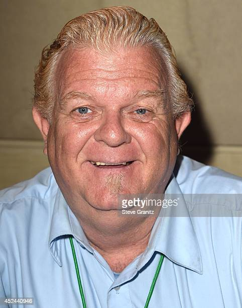 Johnny Whitaker Poses at The Hollywood Show Day 2 at Westin Los Angeles Airport on July 20 2014 in Los Angeles California