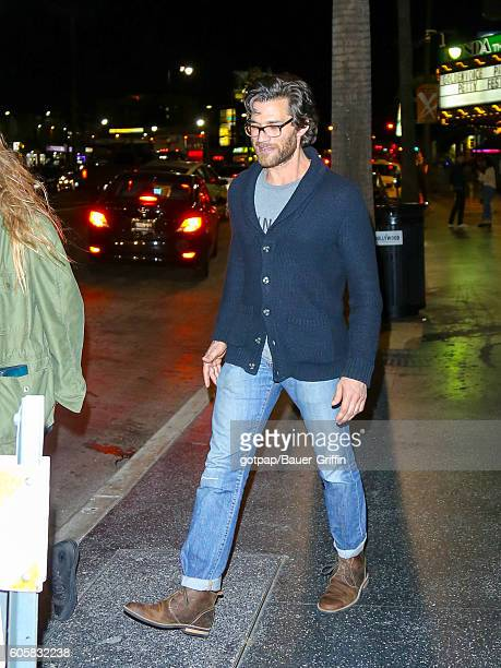 Johnny Whitworth and Samaire Armstrong are seen on September 14 2016 in Los Angeles California
