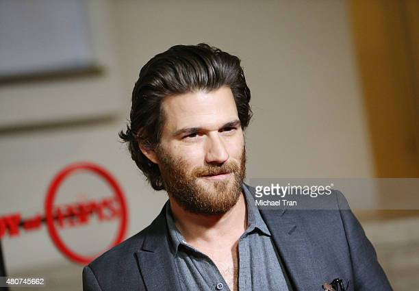 Johnny Whitworth arrives at the BODY at ESPYS PreParty held at Milk Studios on July 14 2015 in Los Angeles California
