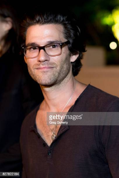 Johnny Whitworth attends 'Carte Blanche' Cast Party at Chateau Marmont on August 2 2017 in Los Angeles CA