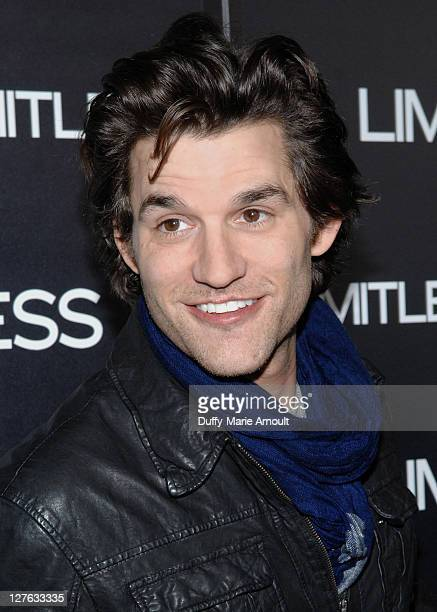 Johnny Whitworth attends the Los Angeles special screening of 'Limitless' at ArcLight Cinemas Cinerama Dome on March 3 2011 in Hollywood California