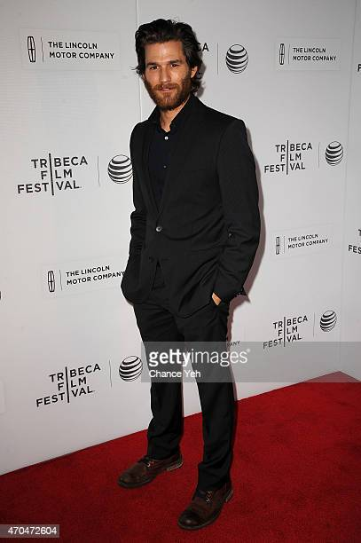 Johnny Whitworth attends the premiere of 'Bad Hurt' during the 2015 Tribeca Film Festival at Regal Battery Park 11 on April 20 2015 in New York City