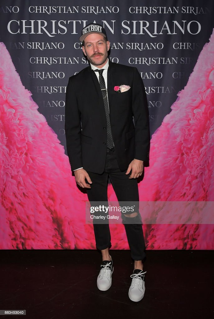 "Christian Siriano Celebrates the Launch Of His New Book ""Dresses To Dream About"" in Los Angeles : News Photo"