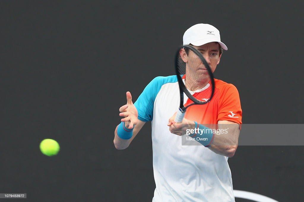 2019 Australian Open Qualifying - Day 2 : News Photo