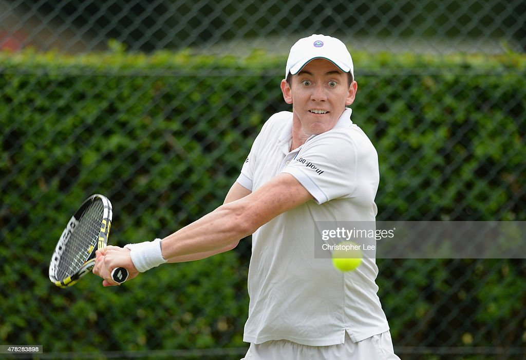 2015 Wimbledon Qualifying Session : ニュース写真