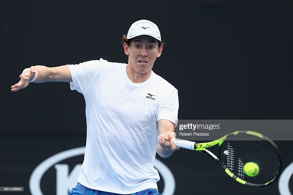 2017 Australian Open Qualifying : News Photo
