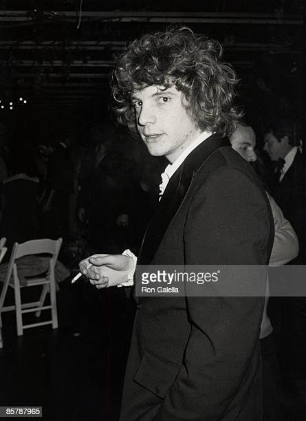 JohnPaul Getty III attends the opening party for Hair on March 14 1979 at Century Plaza Hotel in Century City California