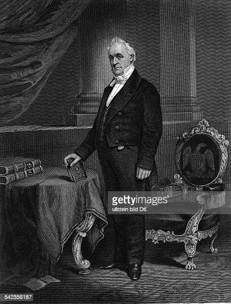 Johnson Andrew *291218083107187517 Praesident der USA von 18651869 USA Portrait undatiert