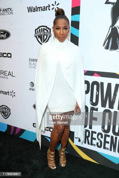 J Johnson attends the 2019 Essence Black Women in Hollywood Awards Luncheon at Regent Beverly Wilshire Hotel on February 21 2019 in Los Angeles...