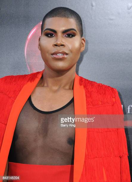Johnson attends the premiere of Warner Bros Pictures and New Line Cinemas' 'It' at TCL Chinese Theatre on September 5 2017 in Hollywood California