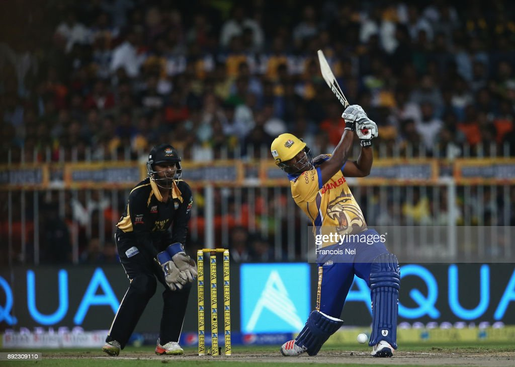 T10 League at Sharjah Cricket Stadium - Day One : News Photo