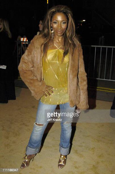 AJ Johnson during VH1 Big in '04 Red Carpet at Shrine Auditorium in Los Angeles California United States