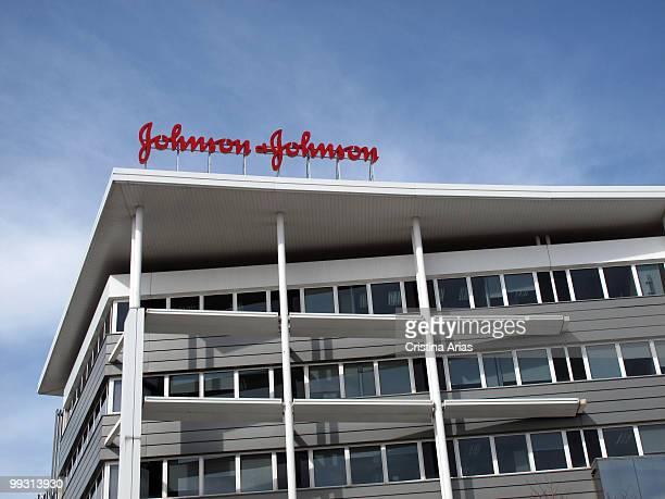 Johnson & Johnson building in Madrid, Spain, .