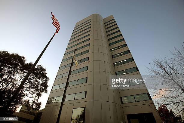Johnson & Johnson corporate headquarters are seen November 3, 2009 in New Brunswick, New Jersey. The world's biggest health-products company...